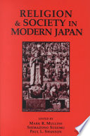 Religion And Society In Modern Japan book
