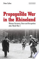 The Propaganda War in the Rhineland
