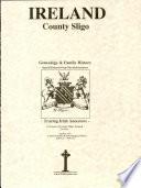 County Sligo  Ireland  genealogy and family history notes Book PDF