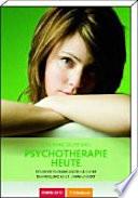 Psychotherapie heute
