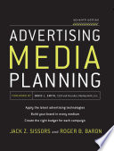 Advertising Media Planning  Seventh Edition