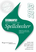Stedman s Plus Version 2013 Medical Pharmaceutical Spellchecker  Single User Download