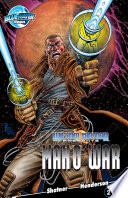 William Shatner Presents: Man O' War #2 War Diplomat Benton Hawkes Is Fighting