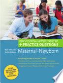 Maternal Newborn Davis Essential Nursing Content   Practice Questions