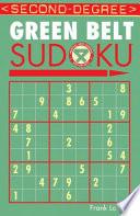 Second Degree Green Belt Sudoku r