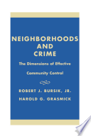 Neighborhoods   Crime