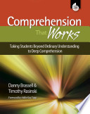 Comprehension That Works