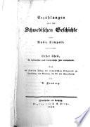Erzählungen aus der Schwedischen Geschichte