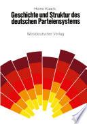 Geschichte und Struktur des deutschen Parteiensystems