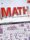 Glencoe Math  Course 3  Student Edition