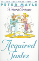 Acquired Tastes Book Cover