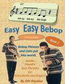 download ebook easy easy bebop pdf epub