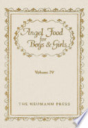 Angel Food for Boys and Girls  Volume 4