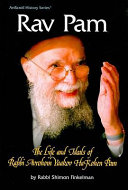 Rav Pam Light Of Torah Righteousness Kindness And Truth