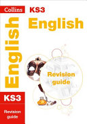 Collins New Key Stage 3 Revision - English
