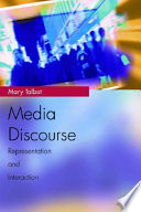 Media Discourse  Representation and Interaction