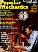 Book Popular Mechanics