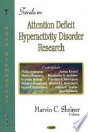 Trends in Attention Deficit Hyperactivity Disorder Research