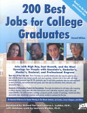 Two hundred best jobs for college graduates