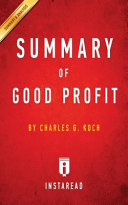 Summary Of Good Profit book