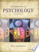 Introduction to Psychology Topics In Psychology Such As Cognition Motivation