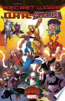 Secret Wars Journal Battleworld