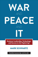 cover img of War and Peace and IT