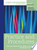 Clinical Pain Management Second Edition  Practice and Procedures