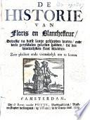 De historie van Floris en Blanchefleur