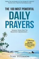 Prayer the 100 Most Powerful Daily Prayers 2 Amazing Books Included to Pray for Strength   Morning Prayers