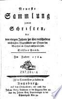 Freundschäftliche Erinnerungen an den Hochwürdigen Herrn Karl Joseph Huber, Pfarrer zu Sindelburg in Niederösterreich, seine übersetzte Abhandlung wider die Halbguldenmesse betreffend. Verfaßt von einem Landpfarrer