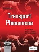 TRANSPORT PHENOMENA  2nd Ed
