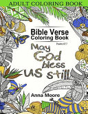 Adult Coloring Book  Bible Verse Coloring Book