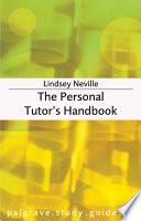 The Personal Tutor S Handbook