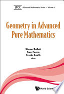 Geometry In Advanced Pure Mathematics