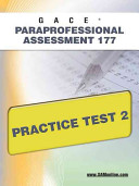 Gace Paraprofessional Assessment 177 Practice Test 2