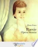 Poesie  Opera Omnia