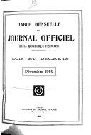 Journal officiel de la R  publique fran  aise