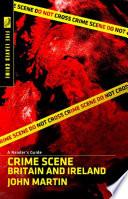 Crime Scene Dividing Britain And Ireland Into Thirteen Regions The