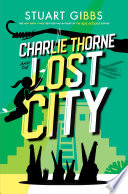 Book Charlie Thorne and the Lost City