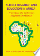 Science Research and Education in Africa