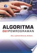 Algoritma dan Pemrograman Studi Ilmu Komputer Teknik Informatika