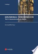 Grundbau-Taschenbuch, Teil 2