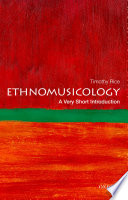 Ethnomusicology  A Very Short Introduction