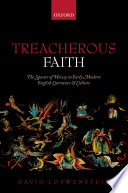 Treacherous Faith book
