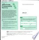 The American Community Survey  Form ACS 1A  July 30  1997