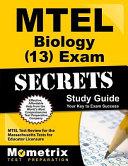 Mtel Biology  13  Exam Secrets Study Guide