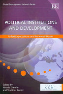 Political Institutions and Development