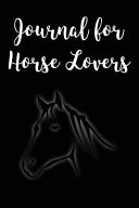 Journal for Horse Lovers