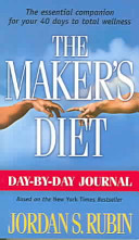 Day By Day Journal For Makers Diet
